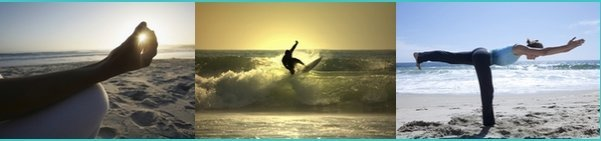 Peniche surf and yoga