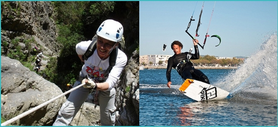 Portugal adventure sports
