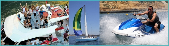Albufeira cruises