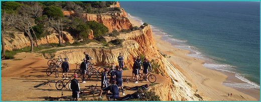 Algarve cycling tours