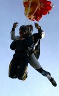 skydiving in the Algarve