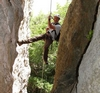 abseiling in Arrabida