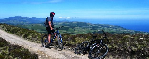Azores bike tour
