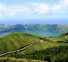 cycling in Azores