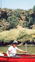 Algarve canoeing