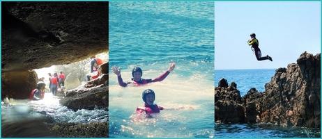 coasteering tour