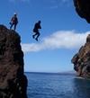 coasteering in Madeira