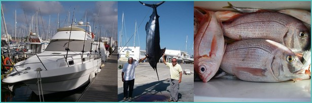 Algarve fishing