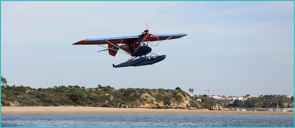 floatplane Algarve!