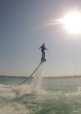 flyboarding in Algarve