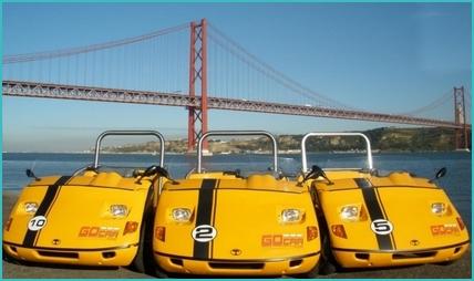 Lisbon GoCar tour