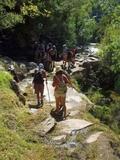 hiking Serra da Estrela