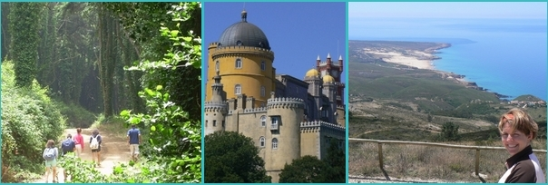 Sintra walking tour