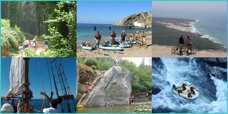 adventure holidays for scouts in Portugal!