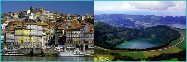 Porto and the Azores