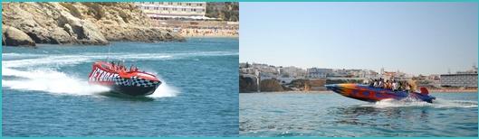 Albufeira jet boats