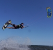 Portugal kitesurfing
