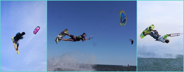 kitesurfing in Lisbon!