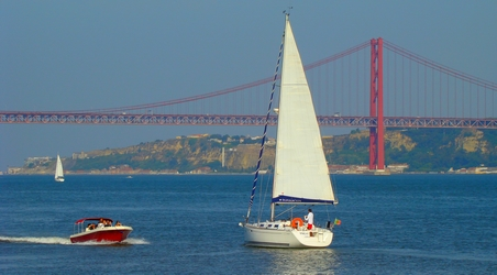 Cruise in a classic sailing yacht