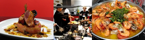 cooking in Lisbon