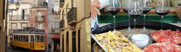 food tours in Lisbon