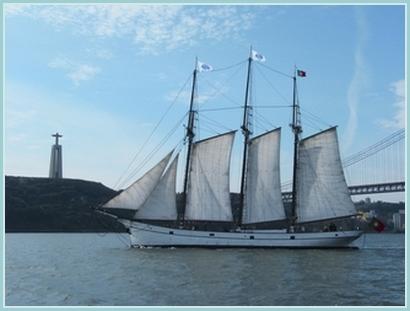 Lisbon sailing cruises