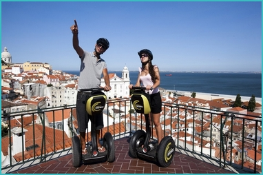 Segway tours in Lisbon