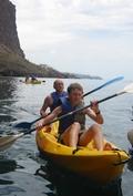 Madeira kayak tour