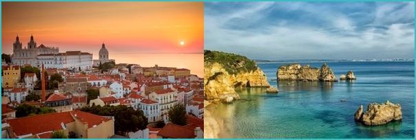Lisbon and the Algarve