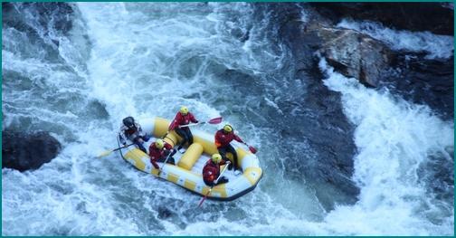 Portugal Rafting