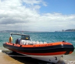 RIB rides in Lisbon