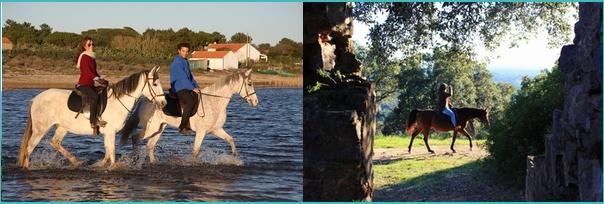 riding in Serra da Grandola