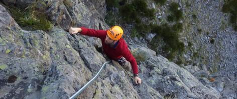 climbing in Madeira
