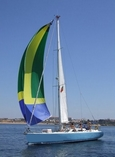 sailing in the Algarve