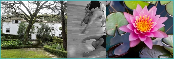 Sintra yoga retreat