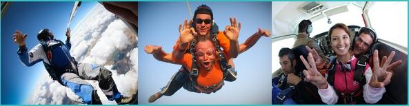 skydiving in Evora