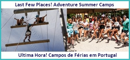 summer camp in Portugal