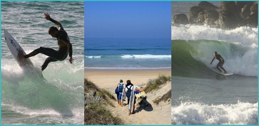 Alentejo surfing