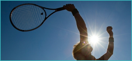 tennis holiday