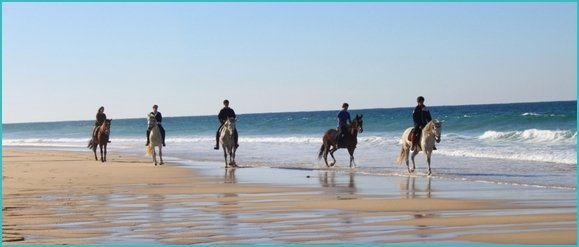 horse riding vacation in Portugal