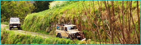jeep tour in Madeira