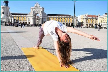 Lisbon yoga retreat
