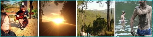 Serra da Estrela yoga retreat